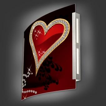 Casinoleuchte - Motiv 107
