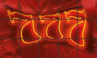 Deckenmotivplatte 15er Motiv 004