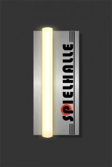 Leuchte Turin 80