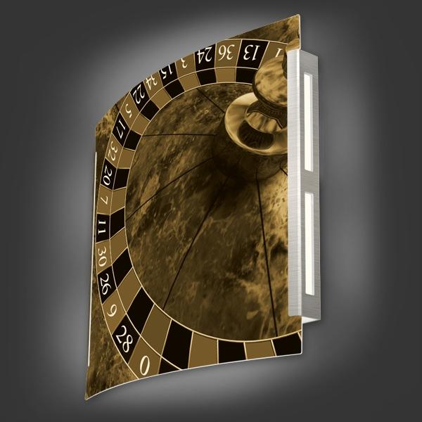 Casinoleuchte - Motiv 035