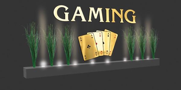 Wangestaltung Gaming