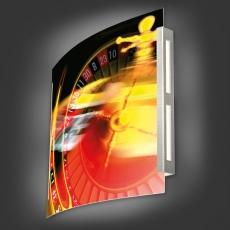 Casinoleuchte - Motiv 020