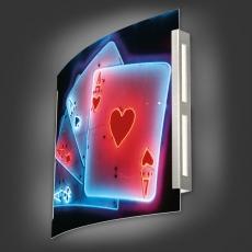 Casinoleuchte - Motiv 016
