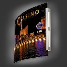 Casinoleuchte - Motiv 007