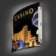 Casinoleuchte - Motiv 008