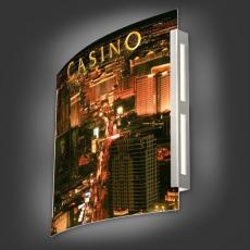 Casinoleuchte - Motiv 009