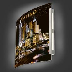 Casinoleuchte - Motiv 010
