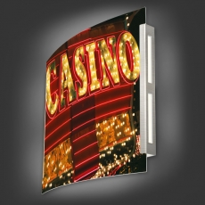 Casinoleuchte - Motiv 005