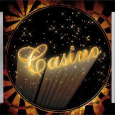 Casinoleuchte - Motiv 112