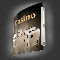 Casinoleuchte - Motiv 132