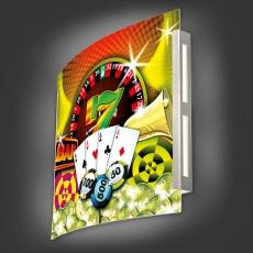 Casinoleuchte - Motiv 003