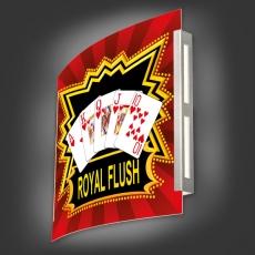 Casinoleuchte - Motiv 012