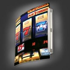 Casinoleuchte - Motiv 013