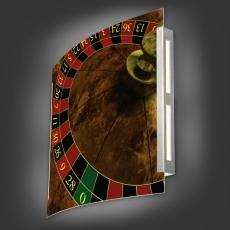 Casinoleuchte - Motiv 022