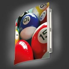 Casinoleuchte - Motiv 024