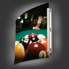Casinoleuchte - Motiv 026