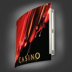 Casinoleuchte - Motiv 027