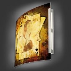 Casinoleuchte - Motiv 115