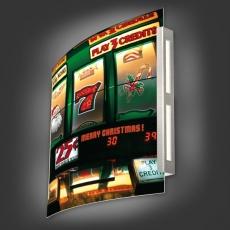 Casinoleuchte - Motiv 128