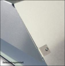 Deckenmotivplatte 1er Motiv 051