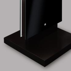 Glasaufsteller Magic inkl. LED-Display