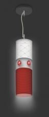 Deckenleuchte Tube Motiv 008