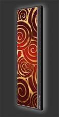 Designleuchtbild Hochformat Motiv 565