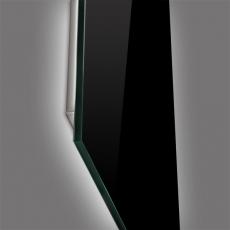 Glasleuchte Magic 45 x 110 cm