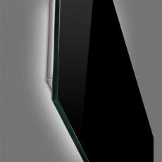 Glasleuchte Magic 110 x 45 cm