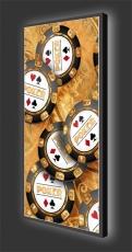 Designleuchtbild XL Hochformat Motiv 513