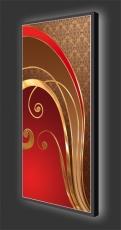 Designleuchtbild XL Hochformat Motiv 533
