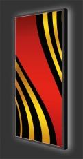 Designleuchtbild XL Hochformat Motiv 554