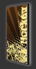 Designleuchtbild XL Hochformat Motiv 108