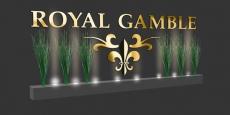 Wangestaltung Royal Gamble