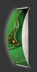 Casino-Wandleuchte Longlight - LED-Leuchte Motiv 034