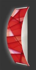 Casino-Wandleuchte Longlight - LED-Leuchte Motiv 052
