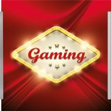 Casinoleuchte - Motiv 230