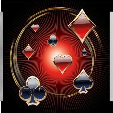 Casinoleuchte - Motiv 236