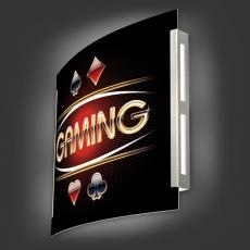 Casinoleuchte - Motiv 237