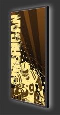 Designleuchtbild XL Hochformat Motiv 107