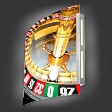 Casinoleuchte - Motiv 272