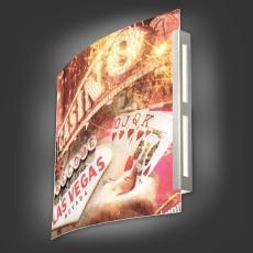 Casinoleuchte - Motiv 274
